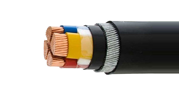 PVC Sheath Flame Retardant Cable e